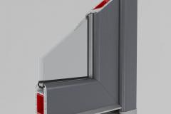 Tür PVC IGLO5